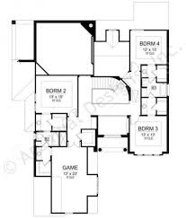 House Plans Courtyard Bandera Falls Courtyard House Plan House Plan Designer