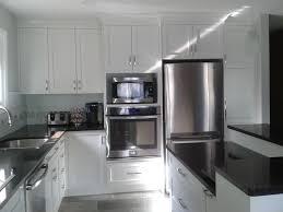 Black Shaker Kitchen Cabinets Mckerlie Construction Portfolio Categories Kitchen