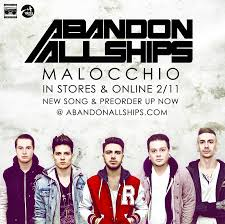 Hit The Floor Online - abandon all ships u0027trapped u0027 official video htf magazine