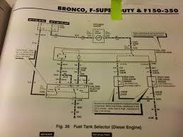 95 Ford Diesel Truck - fuel tank selector valve source diesel forum thedieselstop com