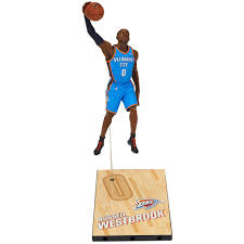 Okc Thunder Home Decor Oklahoma City Thunder Mcfarlane 2012 Series 21 Russell Westbrook