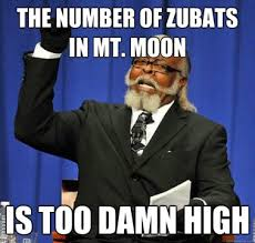 Zubat Meme - staff stories awful obstacles nintendojo