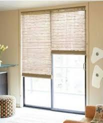 Window Blinds Patio Doors Kitchen Patio Door Window Treatments Roller Shades For Sliding