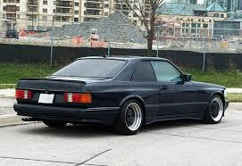mercedes 560 sec amg for sale 1988 mercedes 560 sec amg wide specifications photo