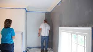 painting monticello u0027s 2nd floor north square room youtube