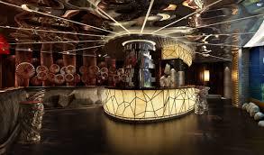 Restaurant Decor 3d Model Restaurant With High End Wall Decor Cgtrader