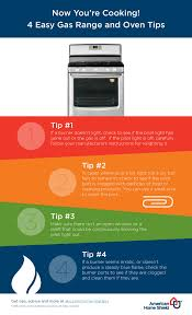 oven pilot light won t light now you are cooking 4 easy gas range and oven tips