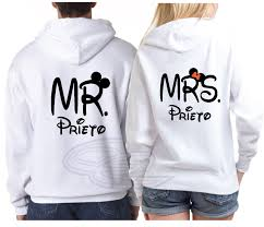 disney mr mrs matching shirts with mickey minnie mouse