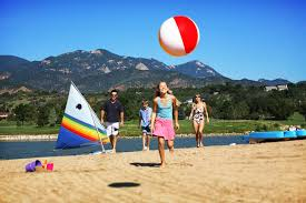 Colorado beaches images Colorado lakeside lodging jpg