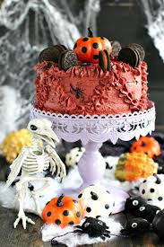 pictures of halloween cakes