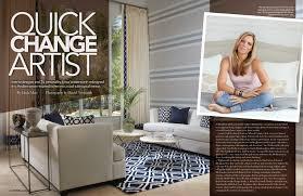 quick change artist published in aventura magazine krista home
