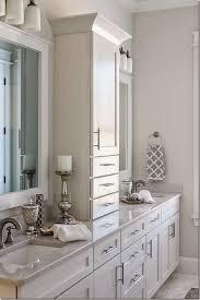 Bathroom With Two Separate Vanities by Creative Two Vanity Bathroom Designs H54 In Home Interior Ideas