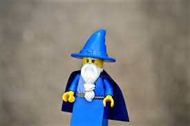 free images man male halloween blue yellow toy beard robe