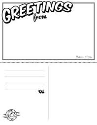 printable postcard template for students free postcard templates blank printable postcards kirjoita