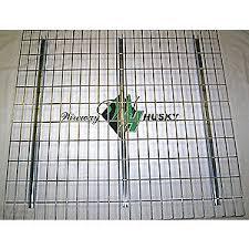 husky rack u0026 wire decking galv wire 46in 42in 2610 lb cap 2jgk5