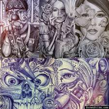 chicano art tattoos mexican pictures to pin on pinterest tattooskid