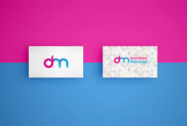 Business Card Mockup Psd Download Download Simple Business Card Mockup Psd At Downloadmockup Com