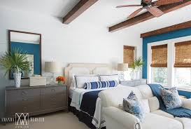 Gray Bedroom Dressers Tropical Blue And Gray Bedroom Design With Gray Dressers As