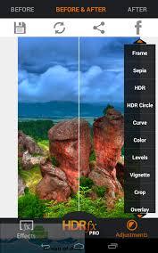 fx pro apk hdr fx photo editor pro apk free