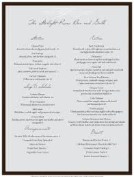 menu template restaurant menu templates musthavemenus