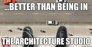 Studio Memes - architecture memes 2fl me