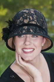 lace headwear cloche hat