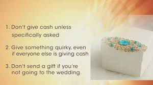 How Much Should You Spend On A Wedding Gift How Much Should We Spend At Weddings Tv3 Xposé