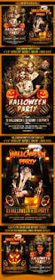 download this free halloween party flyer template halloween party