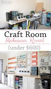 craft room makeover reveal craving some creativity