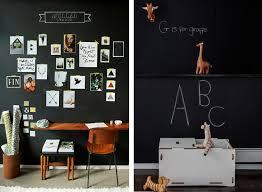 tableau deco pour bureau peinture pour tableau noir idee mur deco bureau chambre avec en