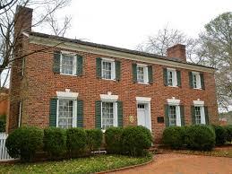 Federal Style House Edmund King House Wikipedia