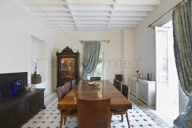 cyprus dining room of colonial style house stock photo 1904180