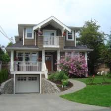 Garage Style Homes Houses With Garages Under Minus The Second Story Minus The