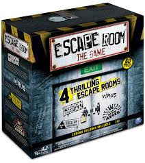 The Room Game - escape room the game about the thrilling escape room board game