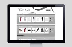 www wish list net a porter one darnley road branding digital