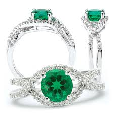 and emerald engagement rings emerald engagement rings chatham emerald wedding engagement rings