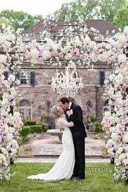 flower arch of beautiful wedding floral arches to get inspired 12
