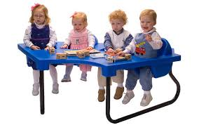 daycare table and chairs tables play feed tables nursery tables baby table with