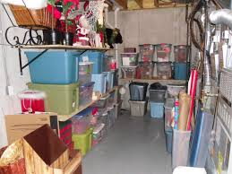 backyard basement storage organization tips debbie travis from