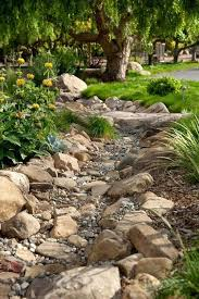best 25 dry riverbed landscaping ideas on pinterest diy dry