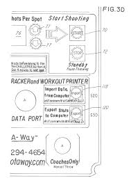 patent us8206246 system and method for improving a basketball