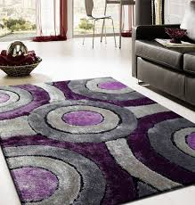 Purple And Black Area Rugs Beautiful Purple And Black Area Rugs 7 Photos Home Improvement