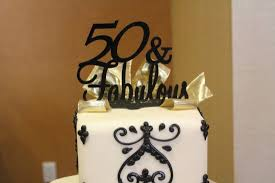 50th birthday cake toppers image inspiration of cake and