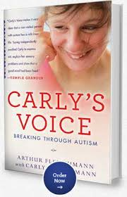 carly s coming up on show interview with arthur fleischmann author of