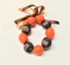 kukui nut cleveland browns kukui nut bracelet real fans go nuts