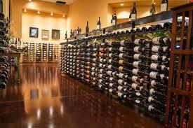 vintageview 180 bottle full aisle wine rack u2013 premier wine cellars