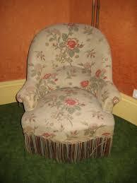 tissu pour fauteuil crapaud mousse pour fauteuil crapaud