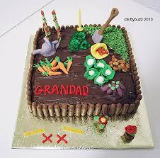 22 best grandad cake images on pinterest garden cakes cake