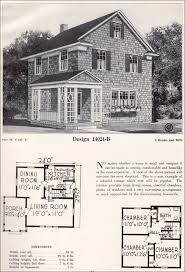 colonial revival house plans 1923 modern side entry colonial revival vintage residential