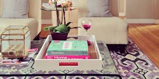 Home Table Decor by 9 Decor Ideas For Your Coffee Table From Real Life Homes Huffpost